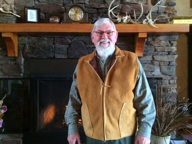 Custom Moose Hide Vest
