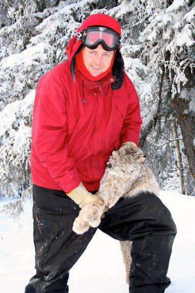 Trapping Wild Lynx in Saskatchewan