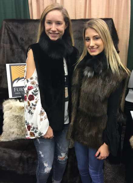 Wild Beaver Fur Vests