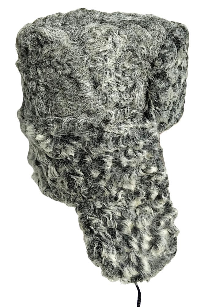Persian Lamb Russian Ushanka Hat