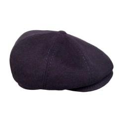 Woolen Newsboy Cap