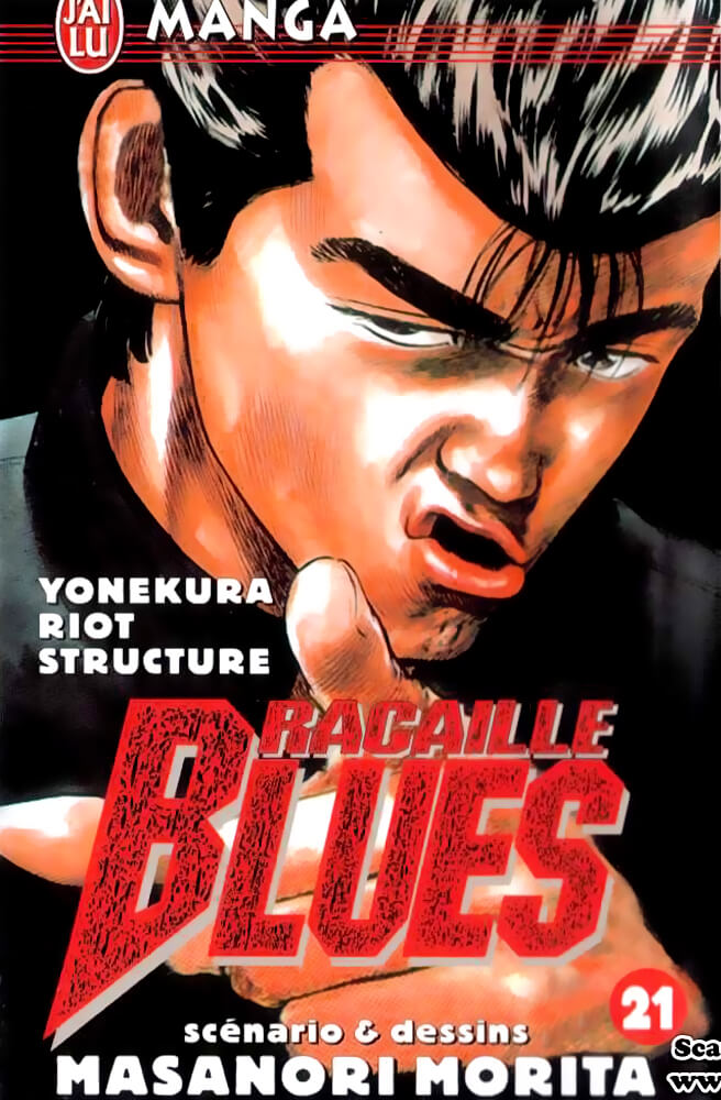 Racaille_Blues_21_couverture