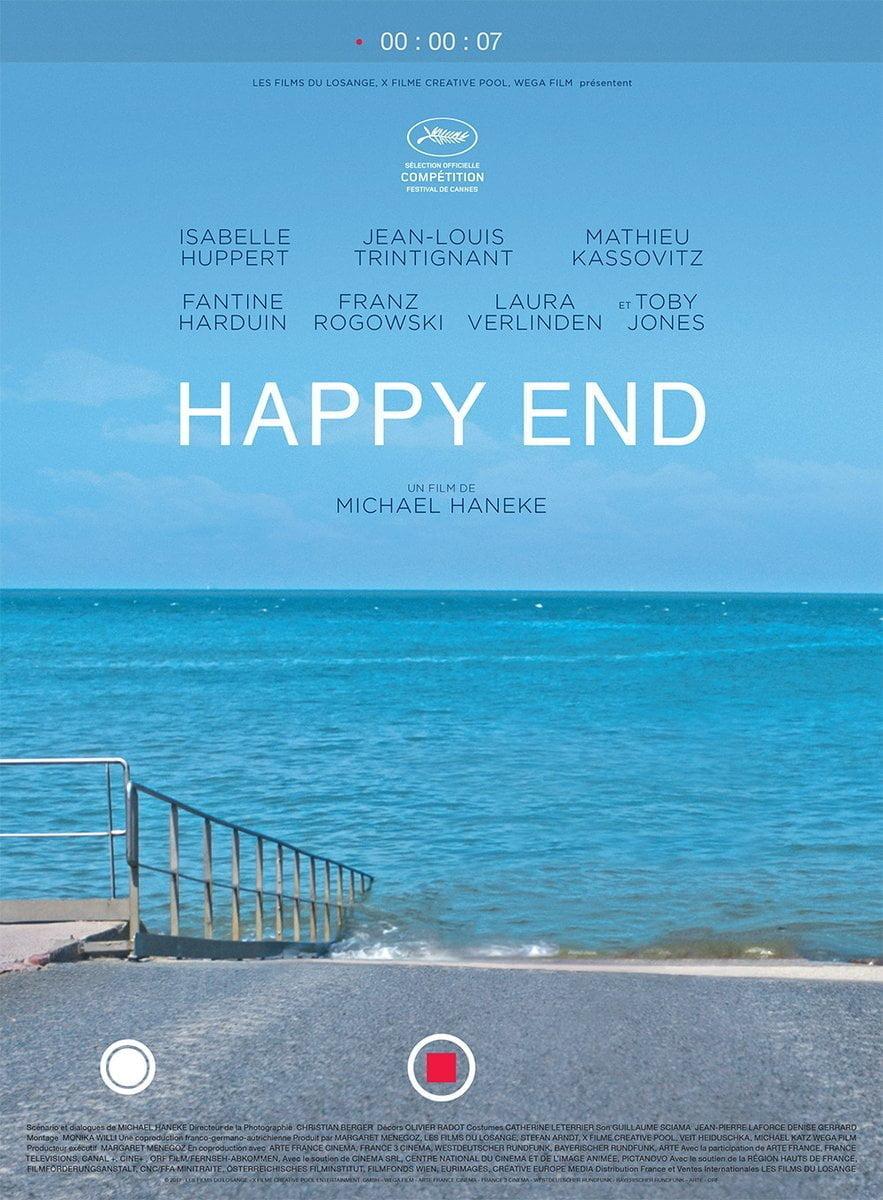 Happy End affiche furyosa