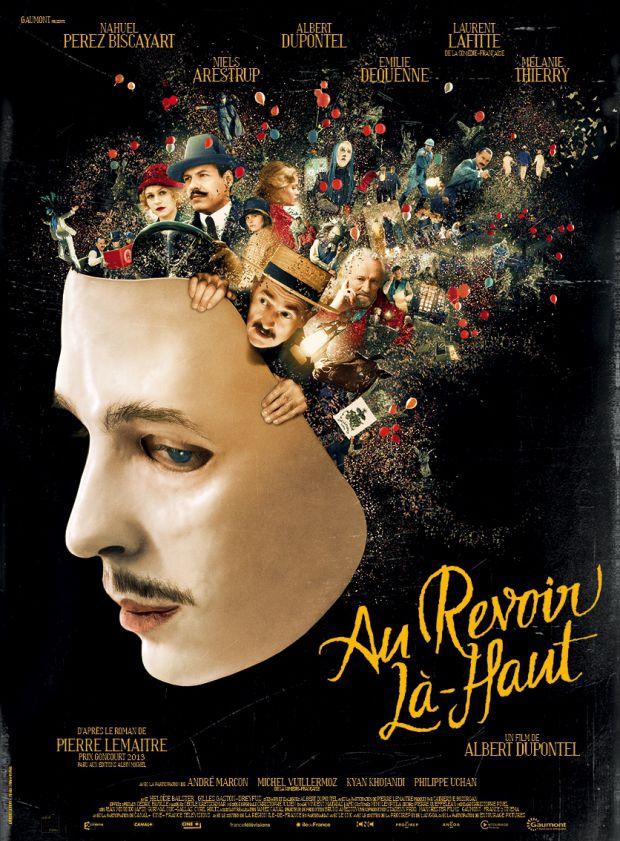 Affiche de Au revoir là-haut d'Albert Dupontel