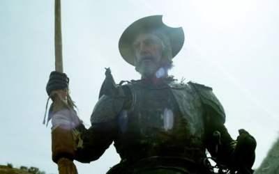 Première bande-annonce pour L'homme qui tua Don Quichotte de Terry Gilliam