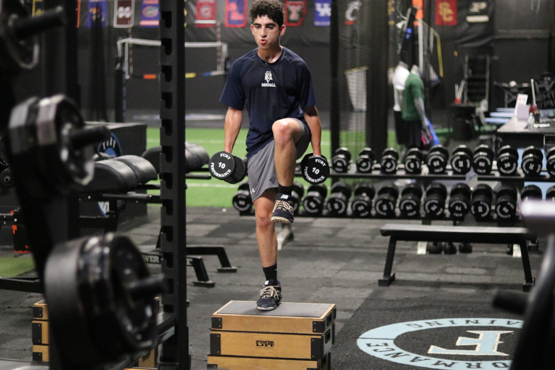 Baseball Softball Specific Training, Fury Performance Academy