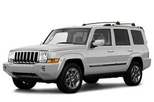 Fuse Box Diagram > Jeep Commander (XK; 20062010)