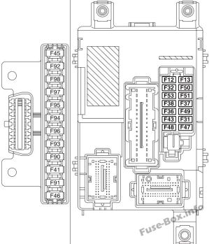 Fuse Box Diagram > Fiat Doblo (mk2; 20102018)