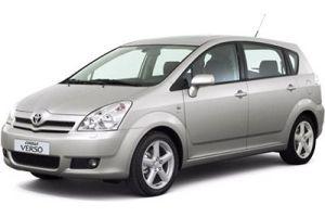 Fuse Box Diagram > Toyota Corolla Verso (AR10; 20042009)