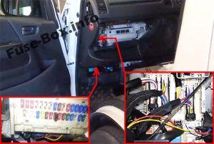 Fuse Box Diagram > Toyota HiAce (H200; 20142018)