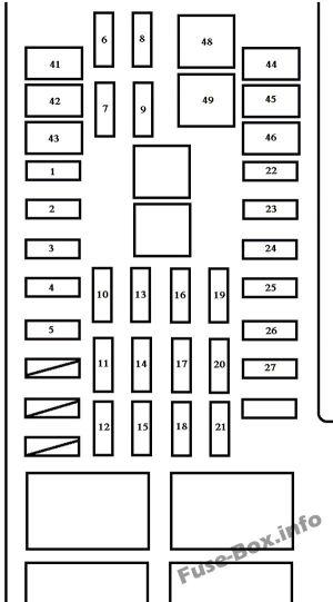2000 TOYOTA TUNDRA FUSE WIRING DIAGRAM  Auto Electrical Wiring Diagram