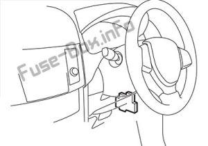 Fuse Box Diagram > Suzuki Ciaz (20142019)