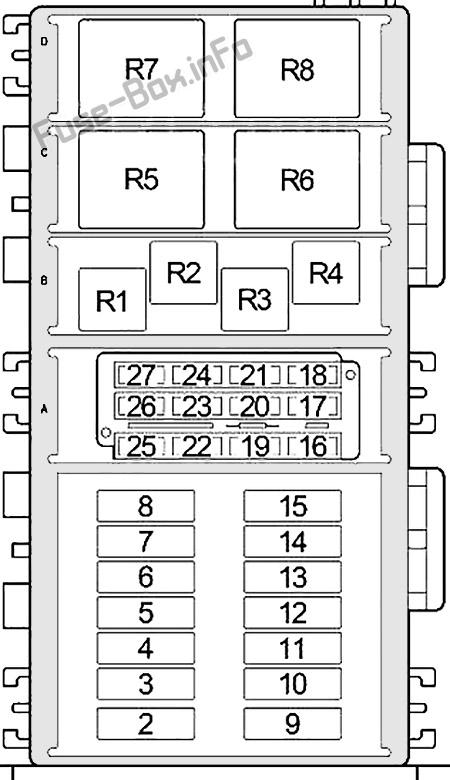 1999 jeep tj fuse box diagram  wiring diagrams site file