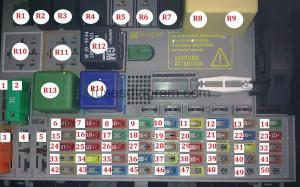 Vauxhall corsa c fuse box diagram  wiring online