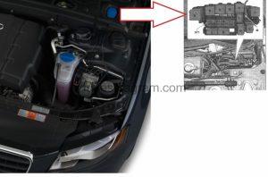 Audi A4 B8 Towbar Wiring Diagram  Somurich