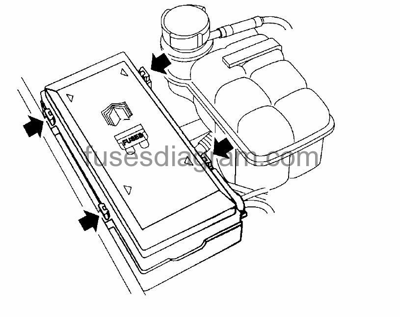 Diagram Land Rover Discovery 3 Fuse Box Diagram