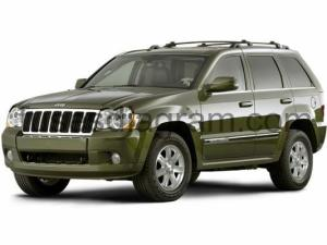 Fuses and relays box diagramJeep Grand Cherokee 19992004