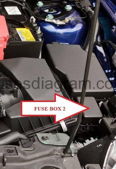 Fuse Box Mazda 3