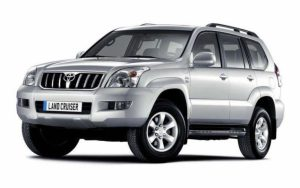 Fuse box Toyota Land Cruiser Prado 20022009