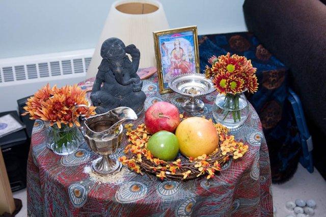 Many Faiths Table at Faithful Nine Cele