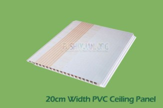 Transfer Printing PVC Ceilings