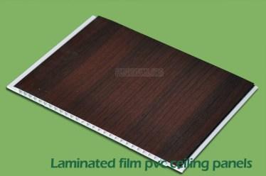 Film Laminated PVC Ceiling Panels