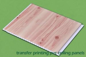 Printed PVC Ceilings