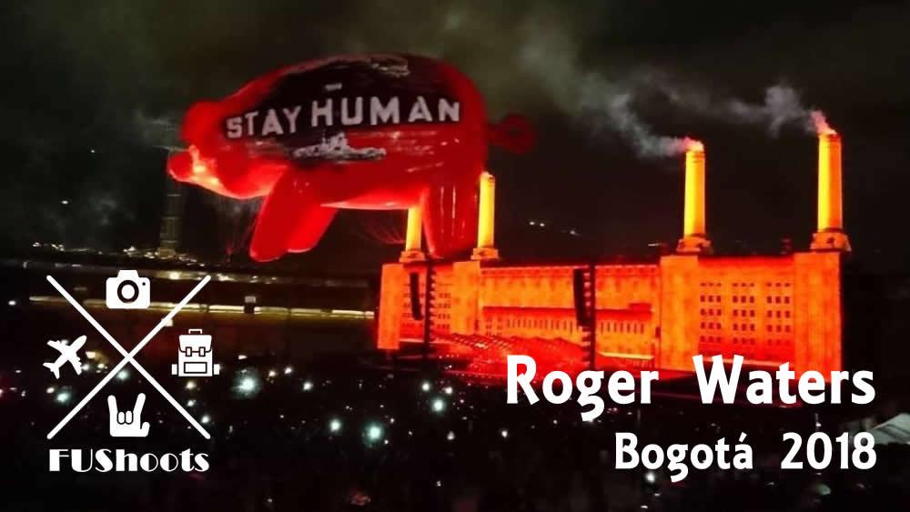 Roger Waters Bogota 2018