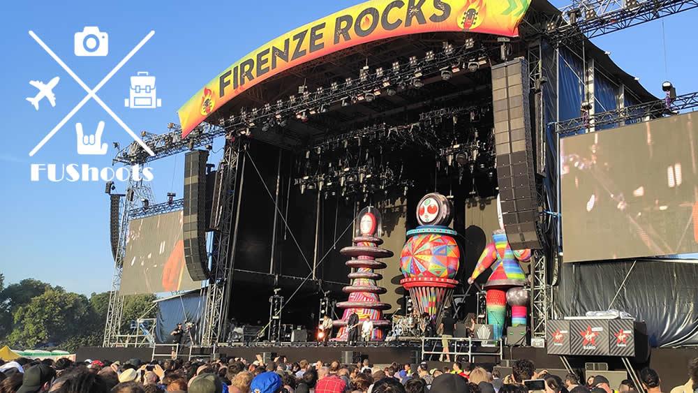 Reseña de Firenze Rocks 2019