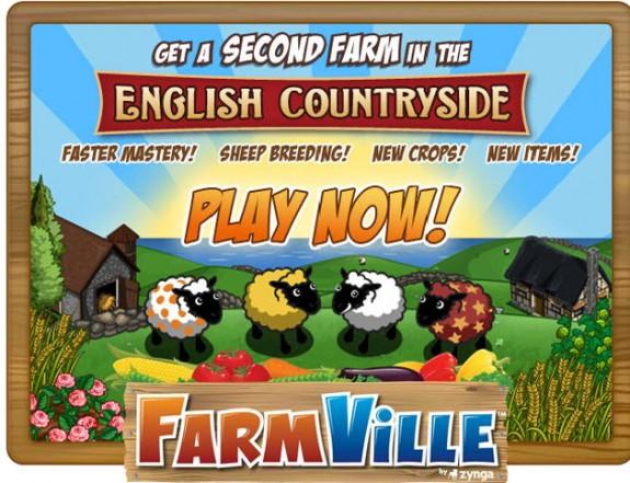 Farmville English Countryside