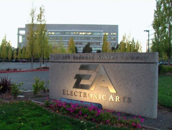 Electronic Arts Redwood Shores