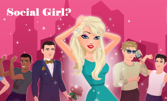 Social Girl by Crowdstar