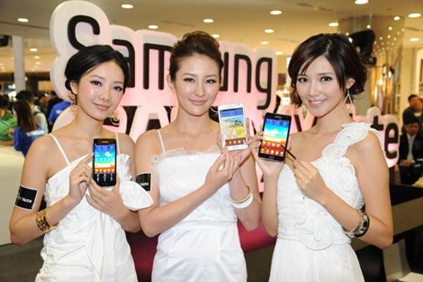 Samsung files trademarks for Galaxy Axiom, Awaken, Heir, Rite