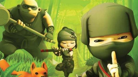 Mini Ninjas: Hiro's Adventure
