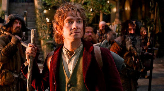 'Riddles in the Dark', 'Desolation of the Smaug' domains registered as talk of The Hobbit trilogy
