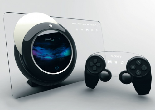Playstation 4 PS4 concept