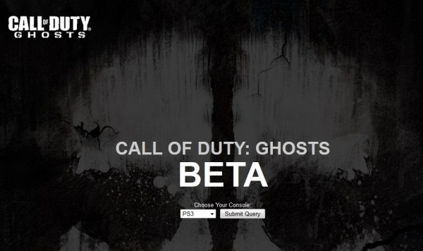 Ghosts Beta .net
