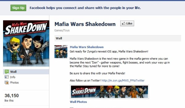 Zynga buys up 'Mafia Wars Shakedown' domain names, drops hints on Android