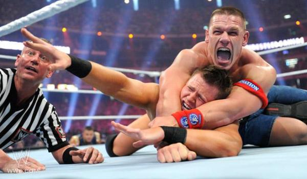 THQ will develop WWE Showdown into a videogame according to domain buy