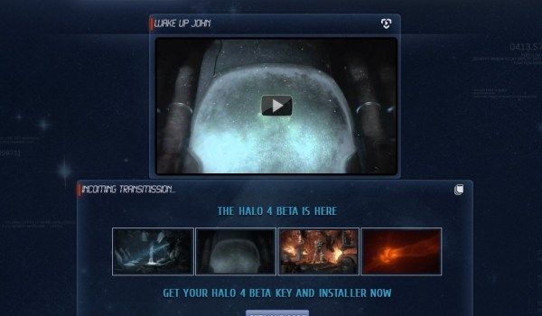 Microsoft files complaint over another fake Halo 4 Beta site [UPDATED]