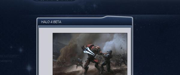 Halo 4 Beta