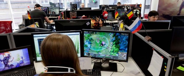 Riot Games Dublin Office