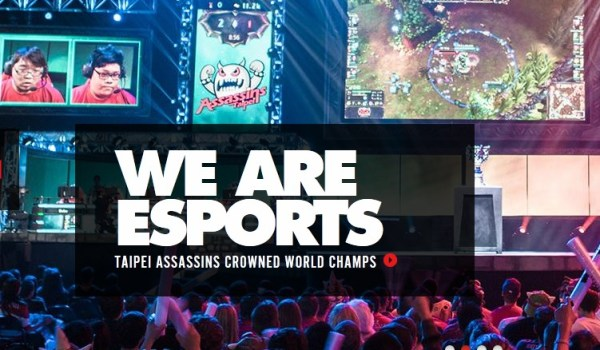 "Riot Games continues scooping up domains, this time ""eSports"" names"