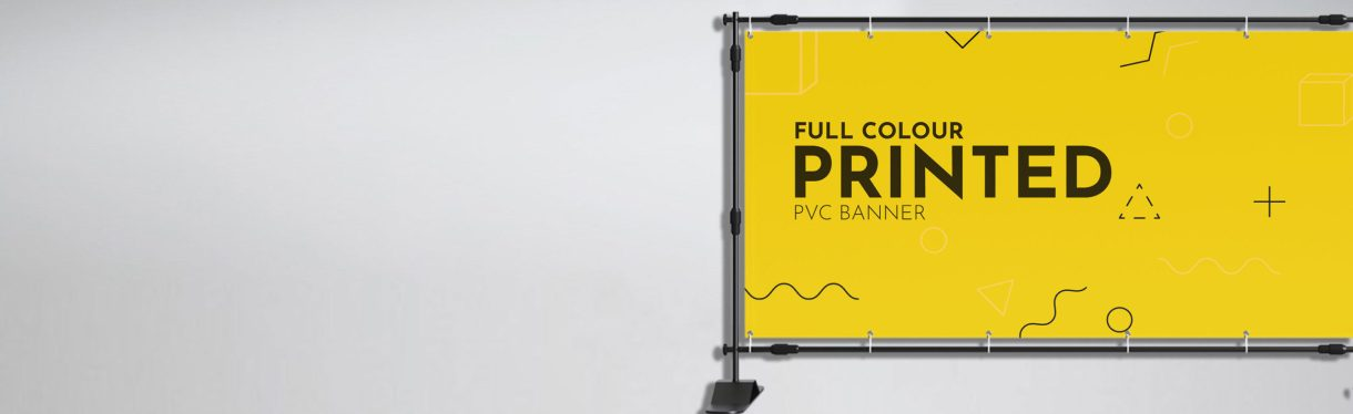PVC Printed Banners