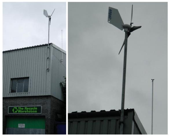 Fig 14 rooftop wind turbines