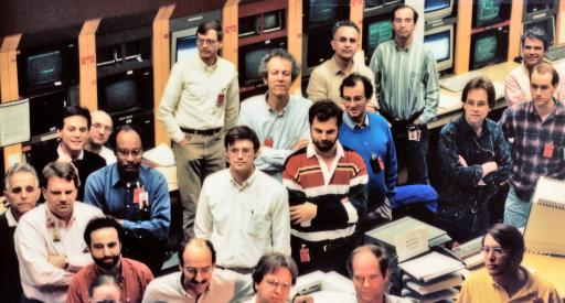 PPPL control room 1993
