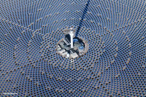 Nevada Solar Plant