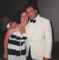 Amalia Ishak and Zubin Mehta