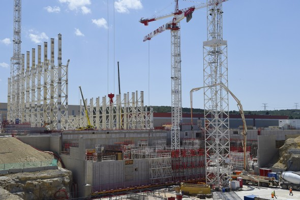 Nuclear fusion reactor ITER's construction accelerates as cost estimate swells
