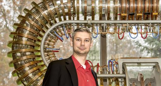 PPPL-led research enhances performance of Germany's new fusion device